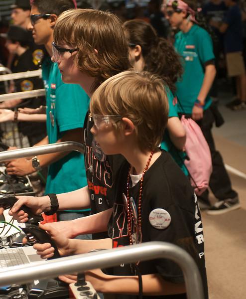 FIRST Robotics Virginia Regional 3-16-2012-8480