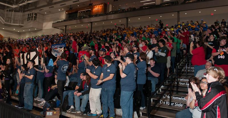 FIRST Robotics Virginia Regional 3-16-2012-1421