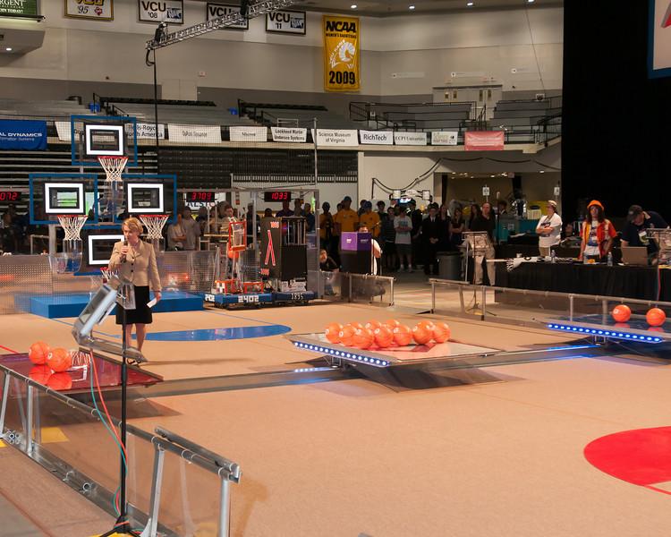FIRST Robotics Virginia Regional 3-16-2012-1150