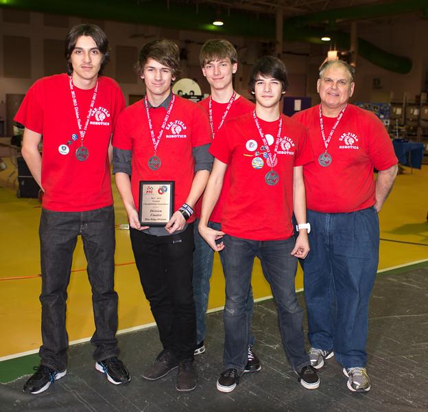 FIRST FTC VA State Champ 3-2-13-2956