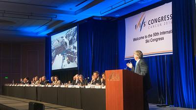 Bob Wheaton - FIS Congress 2016