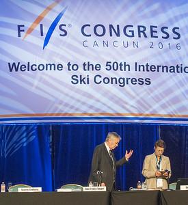 50th FIS Congress