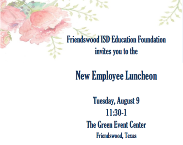 FISD Education Foundation 2016-2017
