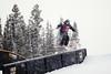 Keri Herman - USA<br /> 2013 Visa U.S. Freeskiing Grand Prix at Copper Mountain, Colorado.<br /> FIS World Cup<br /> Women's slopestyle freeskiing qualifiers<br /> Photo: Sarah Brunson/U.S. Freeskiing
