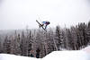 Nikki Blackall - CAN<br /> 2013 Visa U.S. Freeskiing Grand Prix at Copper Mountain, Colorado.<br /> FIS World Cup<br /> Women's slopestyle freeskiing qualifiers<br /> Photo: Sarah Brunson/U.S. Freeskiing