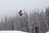 2013 Visa U.S. Freeskiing Grand Prix at Copper Mountain, Colorado.<br /> FIS World Cup<br /> Women's slopestyle freeskiing qualifiers<br /> Photo: Sarah Brunson/U.S. Freeskiing