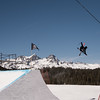 Mammoth Mountain slopestyle World Cup 2017