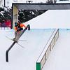 Stoneham slopestyle World Cup 2017 (Quebec City)