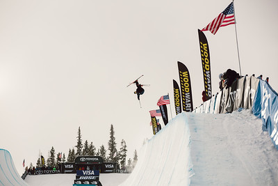 Dec 15-17, 2016 - Copper Mountain Halfpipe World Cup