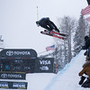 Snowmass halfpipe World Cup 2018 - finals