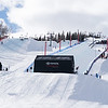 Snowmass halfpipe World Cup 2018