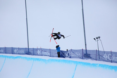 Jan 3, 2014 Calgary World Cup halfpipe