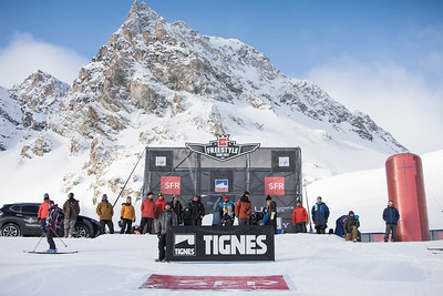 Mar 5-7, 2017 - Tignes halfpipe World Cup
