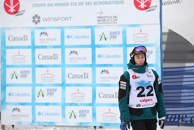 Jan 28, 2017 - Calgary moguls World Cup