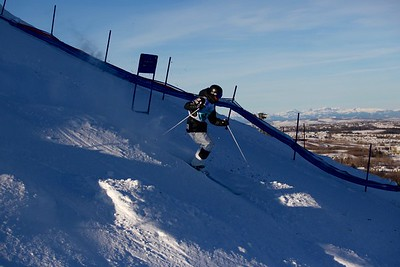 Jan 4-6, 2018 - Calgary moguls World Cup