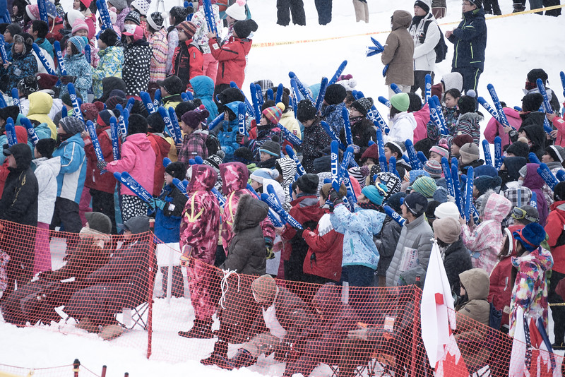 Tazawako moguls World Cup 2018