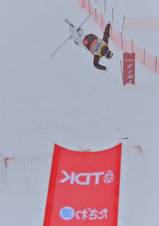 Mar 1-4, 2018 - Tazawako moguls World Cup by PHOTOX