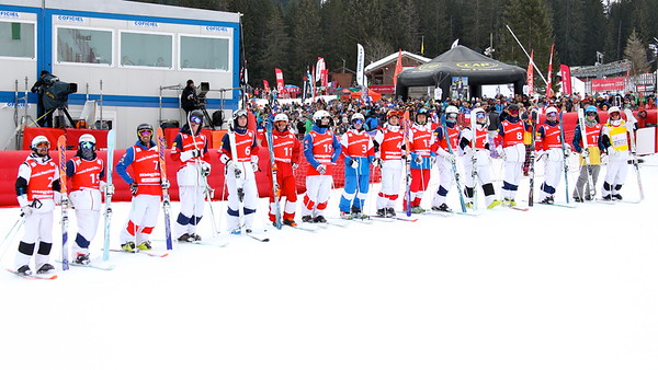 Mar 15, 2015 - Megeve dual moguls World Cup finals