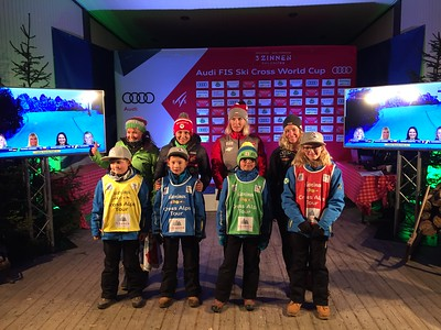 Dec 21, 2016 - Innichen Audi FIS Ski Cross World Cup Cross Alps Tour