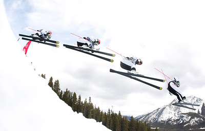 Nakiska | 2015/2016 | Audi FIS Ski Cross World Cup