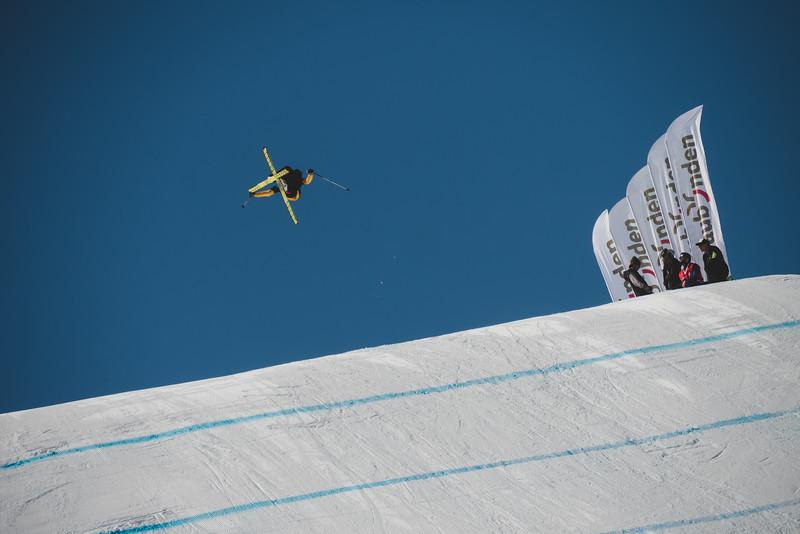 Mar 27-30, 2019 - Silvaplana slopestyle World Cup - FIS