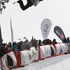 GANGWON,KOREA. JANUARY 23, (France OUT). Jeff Batchelor of Canada take 2nd Place during<br />  Snowboard FIS World Championship. MenÕs Half pipe on January 23th, 2009 in Gangwon,Korea. (Photo by Agence Zoom/Getty Images)
