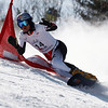 GANGWON,KOREA. JANUARY 20, (France OUT). ,<br /> Benjamin Karl of Austria take  take 4th Place<br />  Snowboard FIS World Championship. MenÕs Parallel Giant Slalom on January 20th, 2009 inGangwon,Korea. (Photo by Agence Zoom/Getty Images)