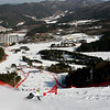 Snowboard<br /> WCS 2009 Gangwon<br /> PGS<br /> Resort overview