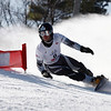 GANGWON,KOREA. JANUARY 20, (France OUT). ,<br /> SylvainDufour of France take 2nd Place<br />  Snowboard FIS World Championship. MenÕs Parallel Giant Slalom on January 20th, 2009 inGangwon,Korea. (Photo by Agence Zoom/Getty Images)