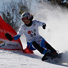 GANGWON,KOREA. JANUARY 20, (France OUT). Patrizia Kummer of Switzerland take 3rd Place<br />  During Snowboard FIS World Championship.WomenÕs Parallel Giant Slalom on January 20th, 2009 in Gangwon,Korea. (Photo by Agence Zoom/Getty Images)