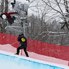 2013 FIS Snowboard World Championships - Halfpipe - Calynn Irwin (CAN) © FIS/Oliver Kraus