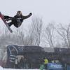 2013 FIS Snowboard World Championships - Halfpipe - Arielle Gold (USA) © FIS/Oliver Kraus