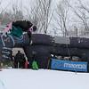 2013 FIS Snowboard World Championships - Halfpipe - Kelly Marren (USA) © FIS/Oliver Kraus