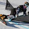 2013 FIS Snowboard World Championships - Parallel Slalom - Anke Karstens (GER) © FIS/Oliver Kraus