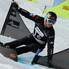 2013 FIS Snowboard World Championships - Parallel Slalom - Aaron March (ITA) © FIS/Oliver Kraus