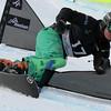 2013 FIS Snowboard World Championships - Parallel Slalom - Jernej Demsar (SLO) © FIS/Oliver Kraus