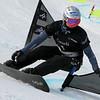 2013 FIS Snowboard World Championships - Parallel Slalom - Amelie Kober (GER) © FIS/Oliver Kraus