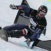 2013 FIS Snowboard World Championships - Parallel Slalom - Ingemar Walder (AUT) © FIS/Oliver Kraus