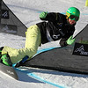 2013 FIS Snowboard World Championships - Parallel Slalom - Alena Zavarzina (RUS) © FIS/Oliver Kraus