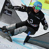 2013 FIS Snowboard World Championships - Parallel Slalom - Caroline Calve (CAN) © FIS/Oliver Kraus