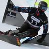 2013 FIS Snowboard World Championships - Parallel Slalom - Andrey Sobolev (RUS) © FIS/Oliver Kraus