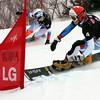 Snowboard WC<br /> Stonehamn PGS<br /> Maegert Kohli SUI vs Kuleshova RUS