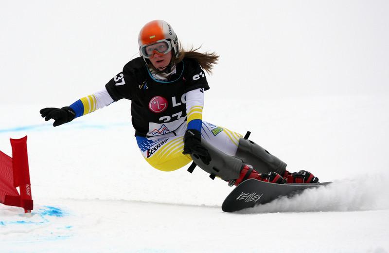 Snowboard WC<br /> Stonehamn HP<br /> Annamari Chundak UKR