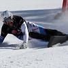Snowboard WC<br /> Valmalenco PGS<br /> Quali Simon Schoch SUI
