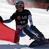 Snowboard WC<br /> Valmalenco PGS<br /> Quali Ptrizia Kummer SUI