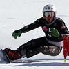 Snowboard WC<br /> Valmalenco PGS<br /> Quali Daniel Biveson SWE