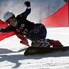 Snowboard WC<br /> Valmalenco PGS<br /> Quali Ilona Ruotsalainen FIN