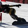 Snowboard WC<br /> Valmalenco PGS<br /> Quali Johanne Shaw AUS