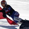 Snowboard WC<br /> Valmalenco PGS<br /> Quali Nicolien Sauerbreij NED