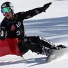 Snowboard WC<br /> Valmalenco PGS<br /> Quali Matthew Morrison CAN
